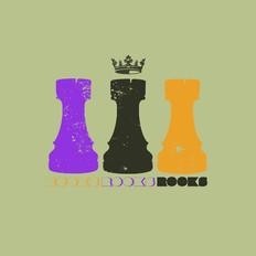 Album art for Rooks' Rooks Rooks Rooks LP by Josh Davis