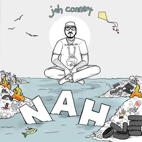 """Jah Connery's """"Nah"""": Detroit Rap Nihilism"""