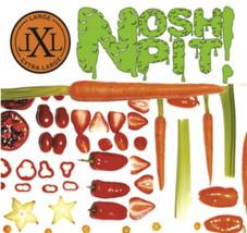 Album artwork for LXL Large Extra Large's Nosh Pit EP by Aimee Szabo & Josh Davis