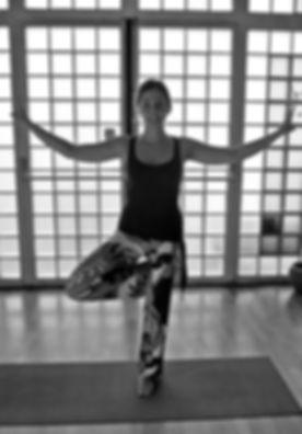 Yoga Cardiff - Tree