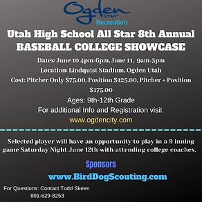 Utah High School All Star 7th Annual BAS