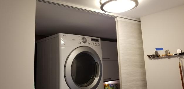 Hidaway Laundry Room Complete
