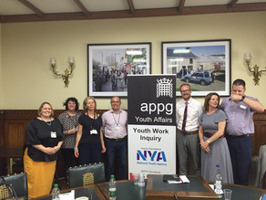 The APPG Youth Affairs - Youth Work Inquiry