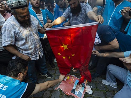 Chinese Human Rights Abuses: Will something change now?