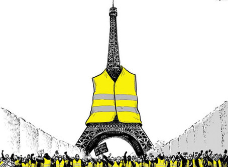 French Disconnection: The Yellow Vest Protests
