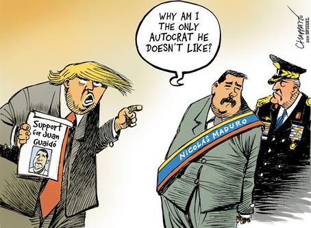 Venezuela: Why is Donald Trump Doing it?