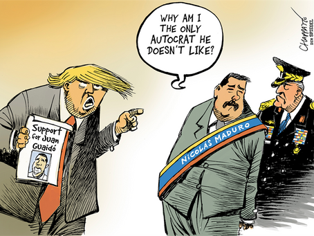 Venezuela: Why is Donald Trump Doing it?