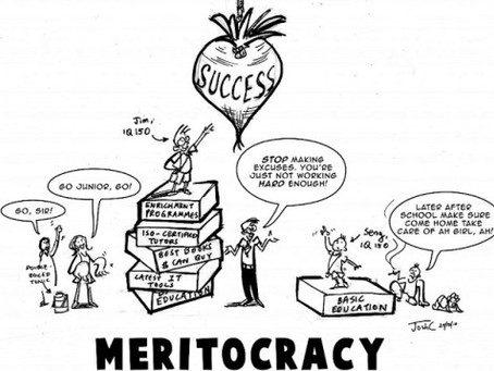 Meritocracy was a mistake