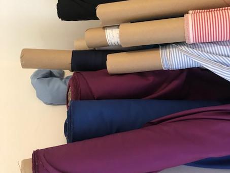 Choix du tissus pour les tenues professionnelles