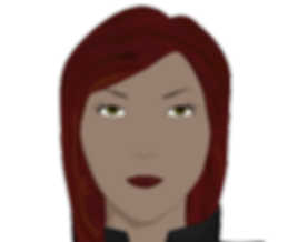 This Lucy a character in the tale enders an animated webseries