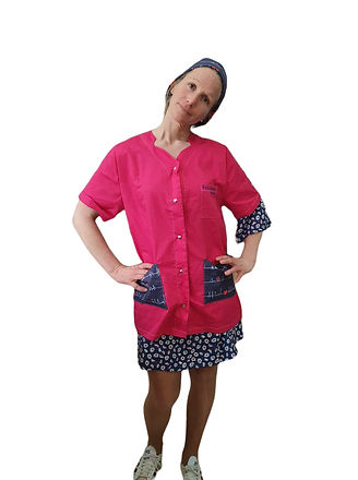 Calot de chirurgien, Calot de bloc, Calot Mixte, Faisons une blouse, Calot de bloc et calots de chirurgiens  funs et écologiques