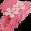 Thumbnail: Hair clip / claw - Pink