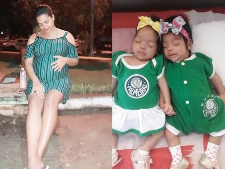 """Mãe de um bebê que """"dorme"""" por 1 anos sonha em ouvir sua filha chorar"""
