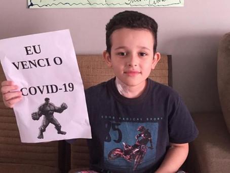Menino é intubado com síndrome rara ligada a Covid-19