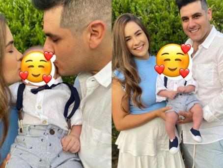 O casal que emocionou a todos conseguiu resgatar o filho adotivo