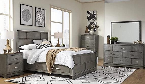 Trent Queen Bed