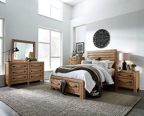 Winston Queen Bed