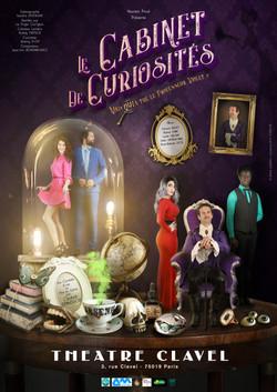 Le Cabinet de curiosités (2018)