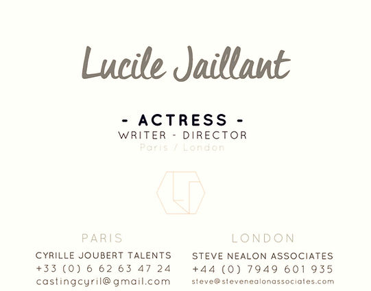 lucile jaillant website