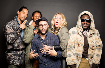 BREF. Les Black Eyed Peas du Métro.jpg