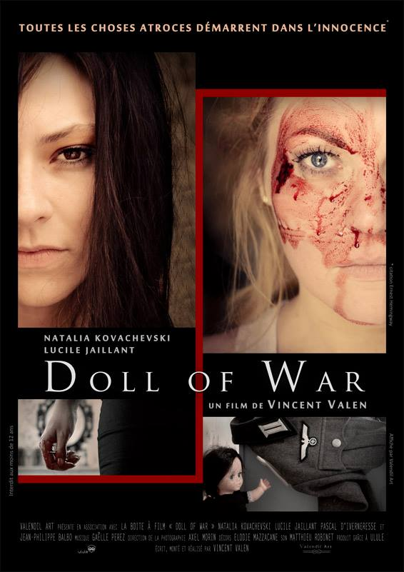 doll of war