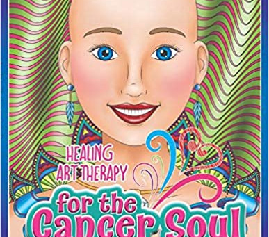 Healing Art Therapy for the Cancer Soul available on amazon.com