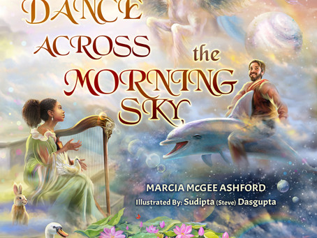 I Will Dance Across the Morning Sky   A beautiful NEW RELEASE for those who have lost loved ones.