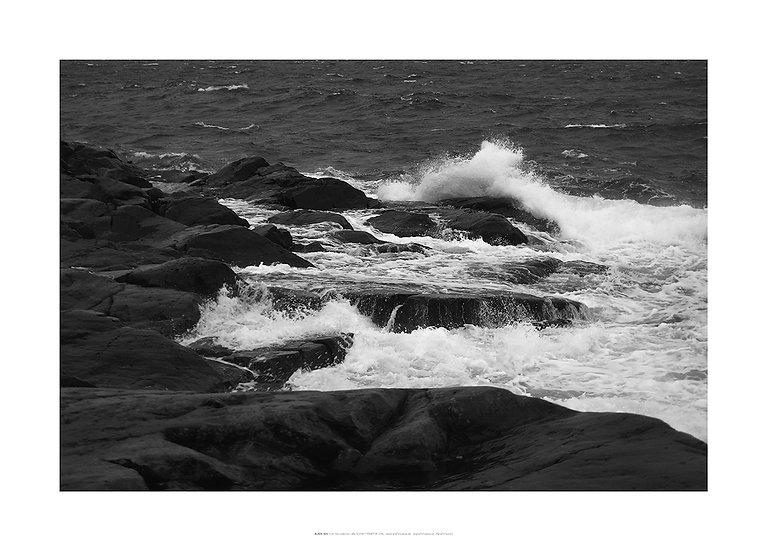BLACK SEA liggande