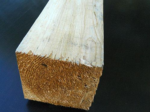Knotty Red Cedar 6x6
