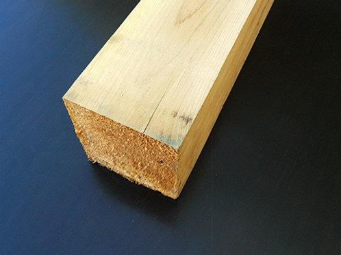 Knotty White Cedar 5x5