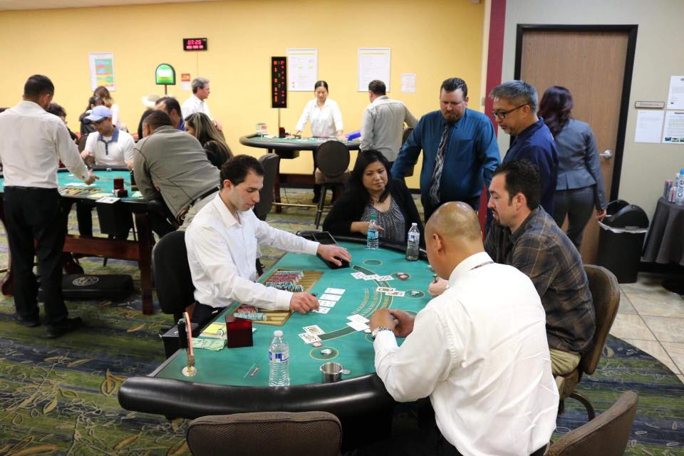 The Casino Institute open house