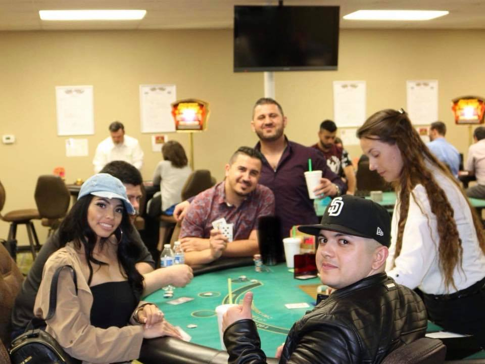 The Casino Institute open house