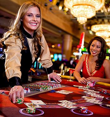 Table Games Dealer Course