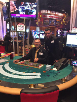 casino dealer school