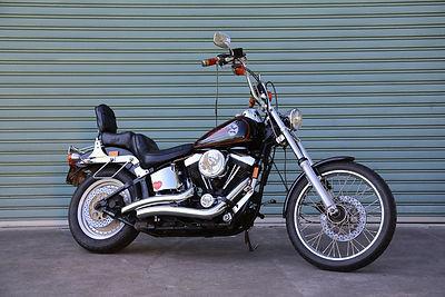 1993 Harley Davidson Softail 'Custom'