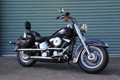 "1995 Harley-Davidson Heritage Softail FLSTN ""Special"""