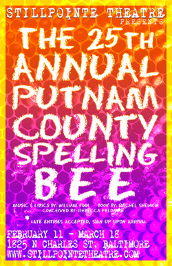25th ANNUAL PUTNAM CO. SPELLING BEE