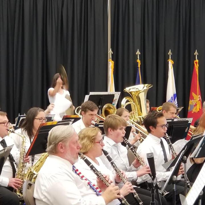 Jazz Band Summer Concert