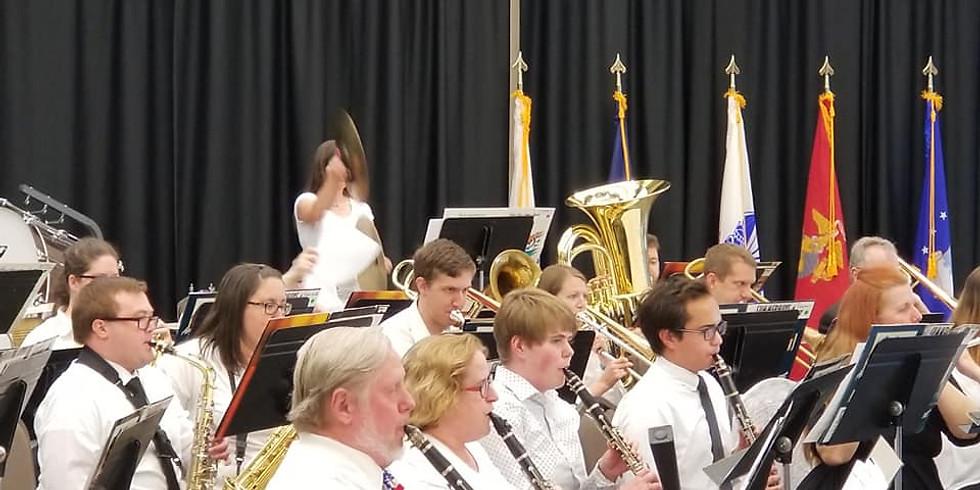 "Jazz Band Summer Concert ""Family Fun Night"""