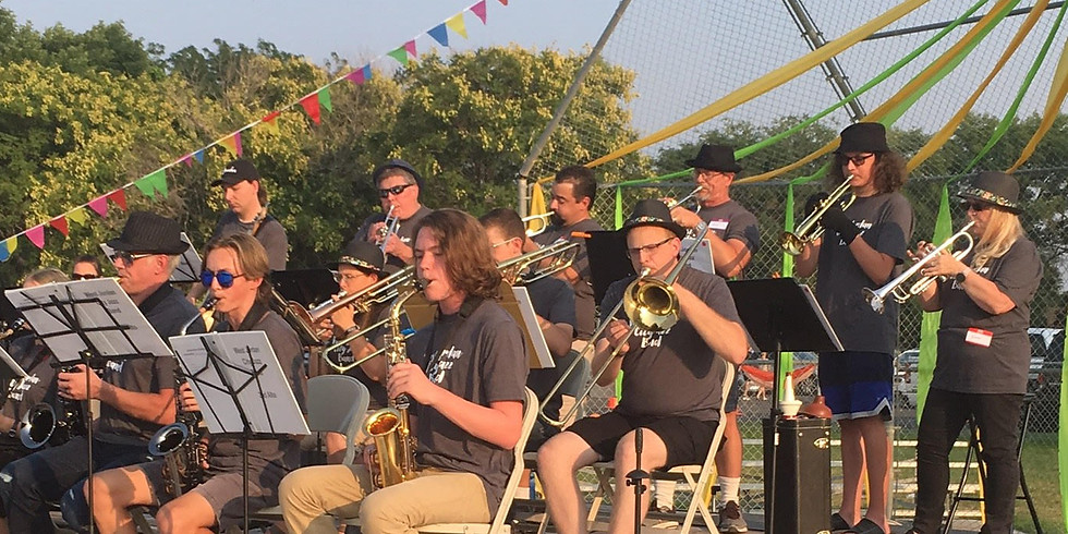 Jazz Band Fall Concert