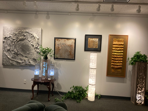 Art Display Extended