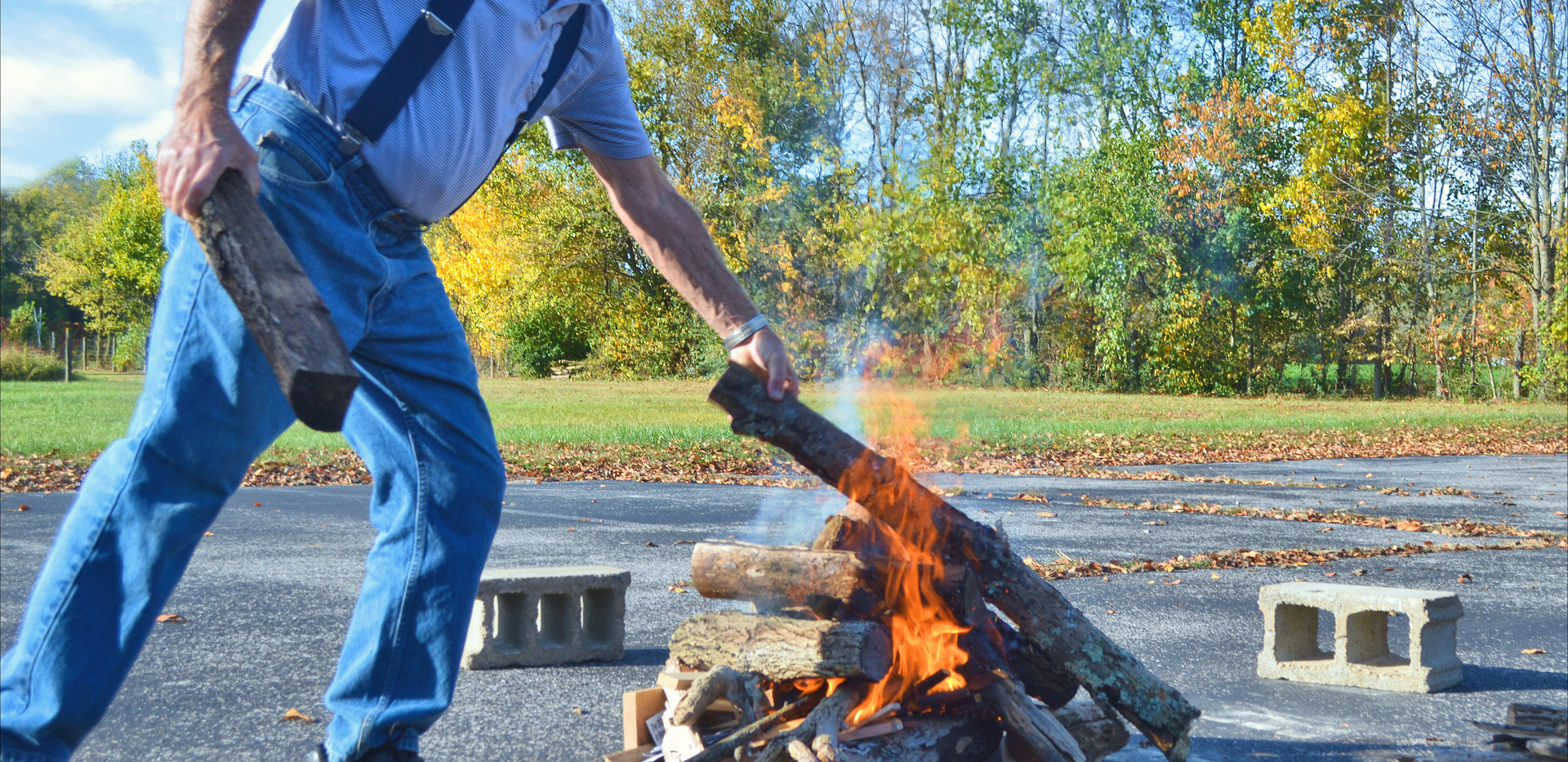 2020 (10) OCT 14 Wed Bonfire Calvary 001