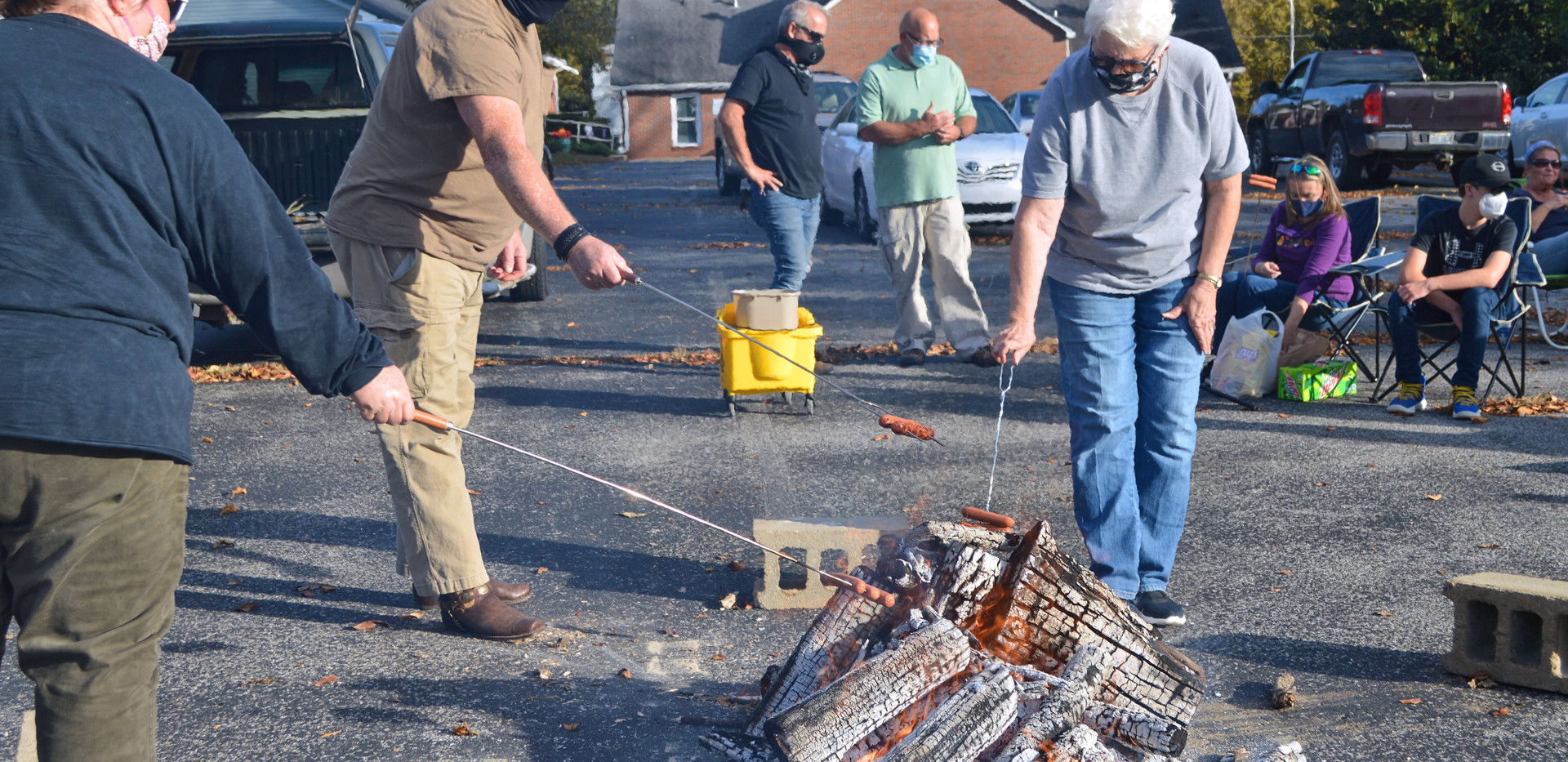 2020 (10) OCT 14 Wed Bonfire Calvary 019