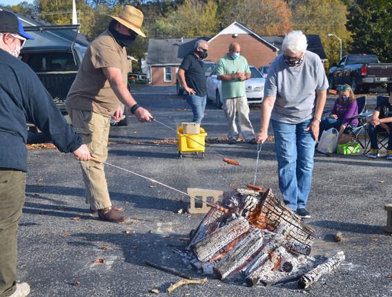 2020 (10) OCT 14 Wed Bonfire Calvary 019
