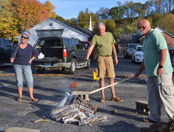 2020 (10) OCT 14 Wed Bonfire Calvary 029