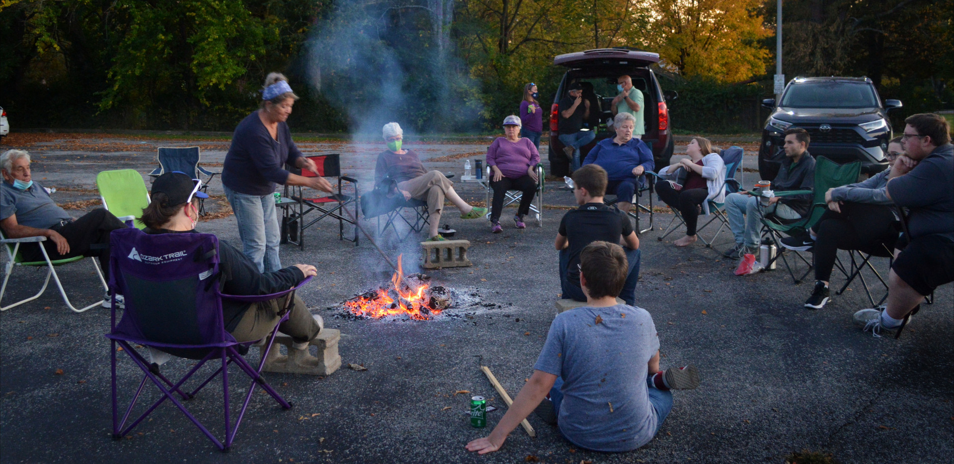 2020 (10) OCT 14 Wed Bonfire Calvary 052