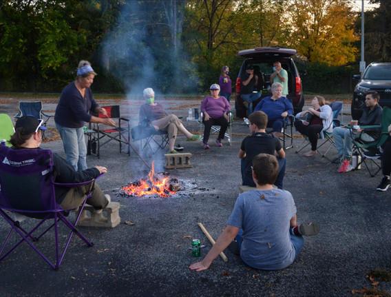2020 (10) OCT 14 Wed Bonfire Calvary 052