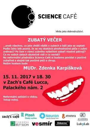 Zubatý večer, první styk s veřejností