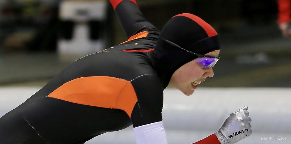 Yael Prenger Nederlands Kampioen C-Junioren