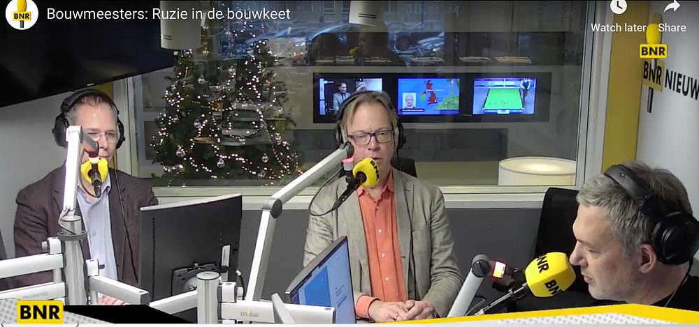 BNR Nieuwsradio 10 december 2018